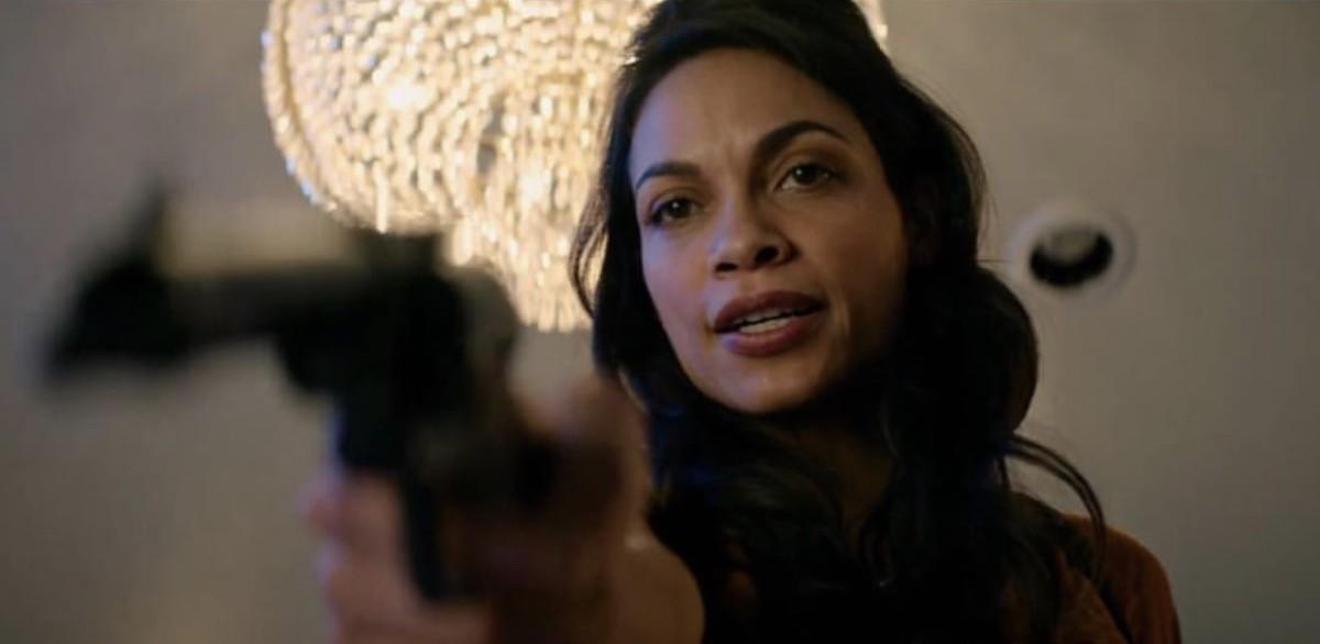 Rosario Dawson as Nevada.