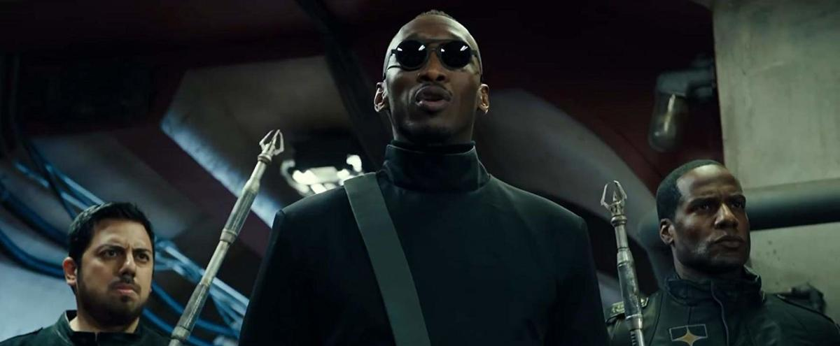 Mahershala Ali. Should have been awesome.