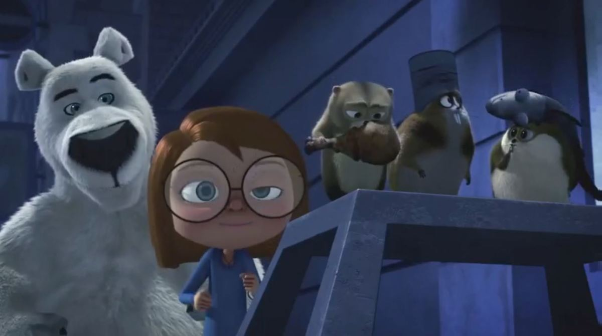 DAMN 'NORM OF THE NORTH 2' COULDN'T EVEN KEEP IT'S KID CHARACTER MODELS SOBER!!!