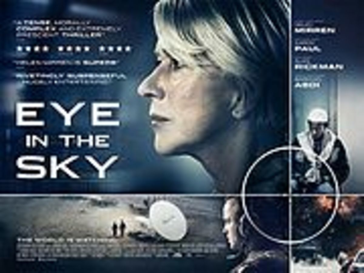 A Battle Fought From Afar: Eye In The Sky