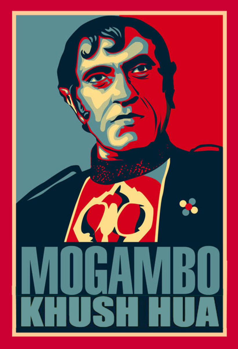 Mogambo from the film Mr. India.