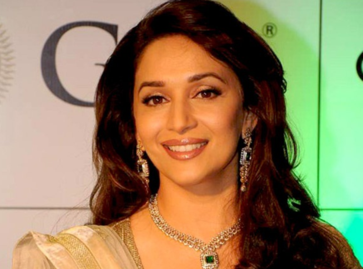 The great Madhuri Dixit
