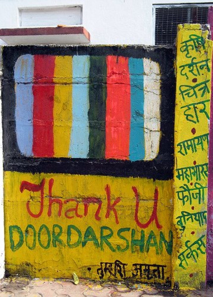 Thank you Doordarshan