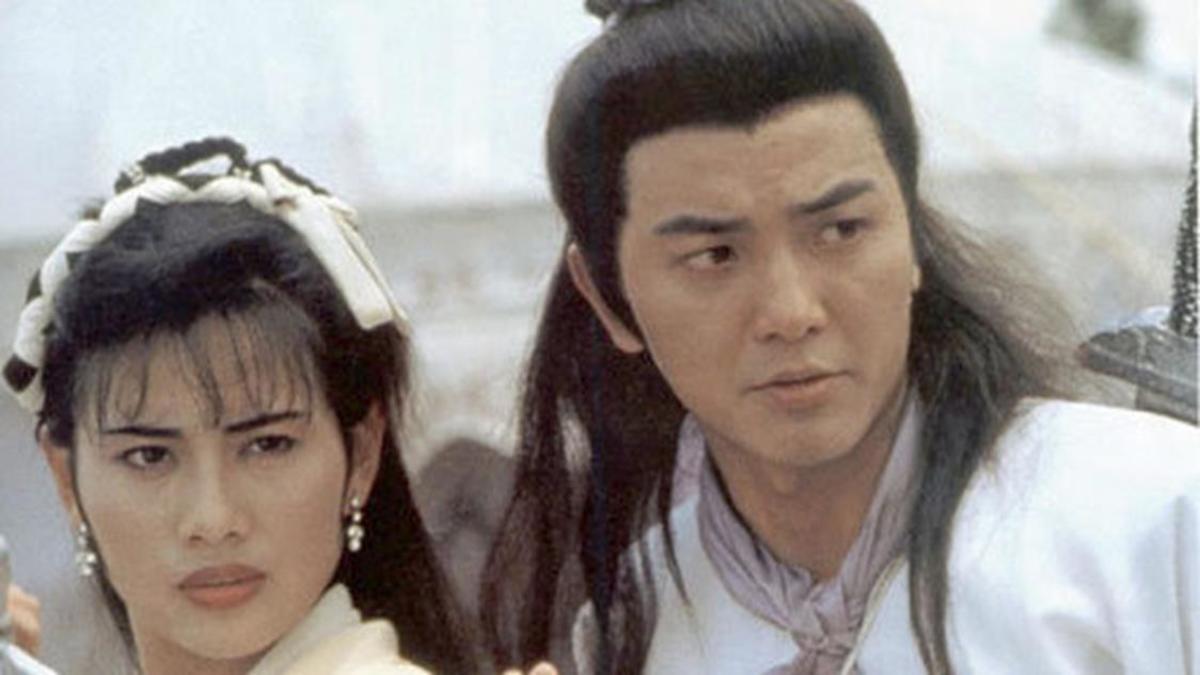 Screenshot of Yinglam with Rocky from Zu Mountain Saga