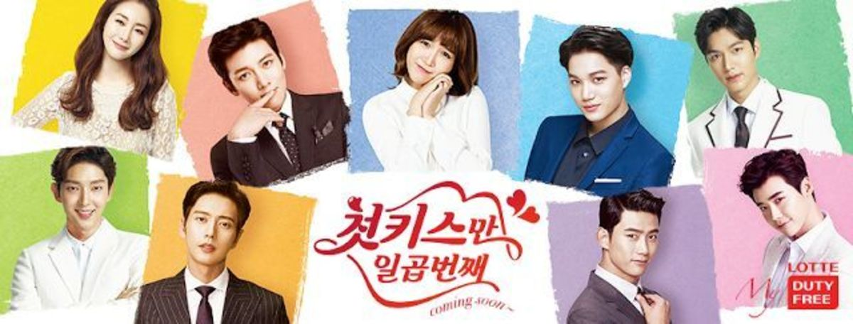 7 First Kisses | 10 Best Short K-Dramas You Can Binge Watch In One Weekend
