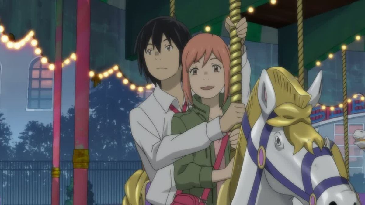 Higashi no Eden (Eden of the East)