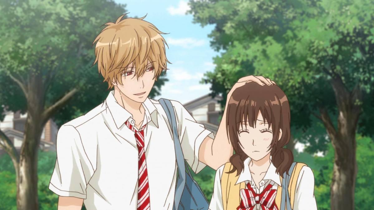 Ookami Shoujo to Kuro Ouji (Wolf Girl and Black Prince)