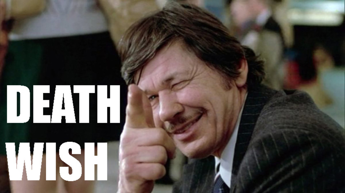 Death Wish Screenshot