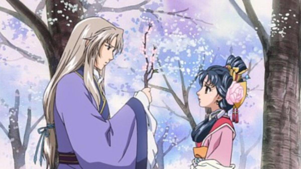 Saiunkoku Monogatari (The Story of Saiunkoku)