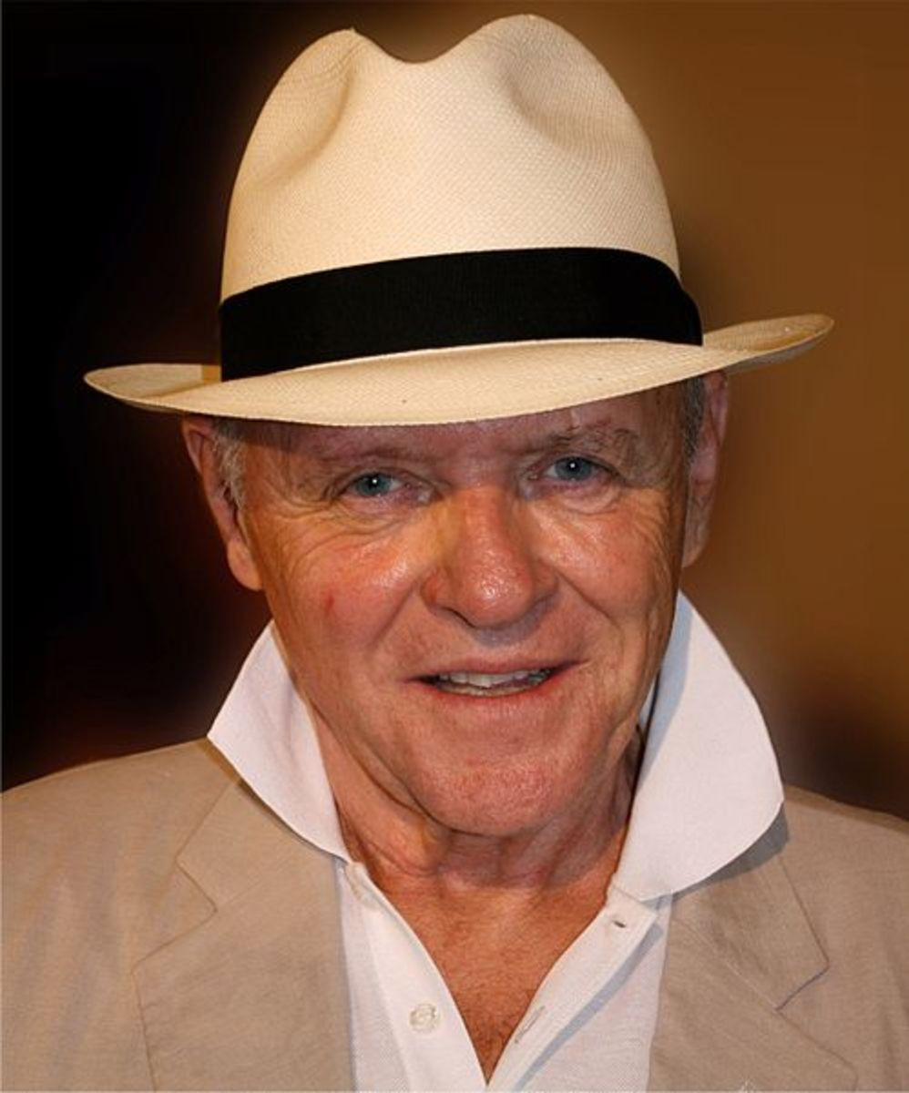 Anthony Hopkins at the Tuscan Sun Festival di Cortona, 2009.