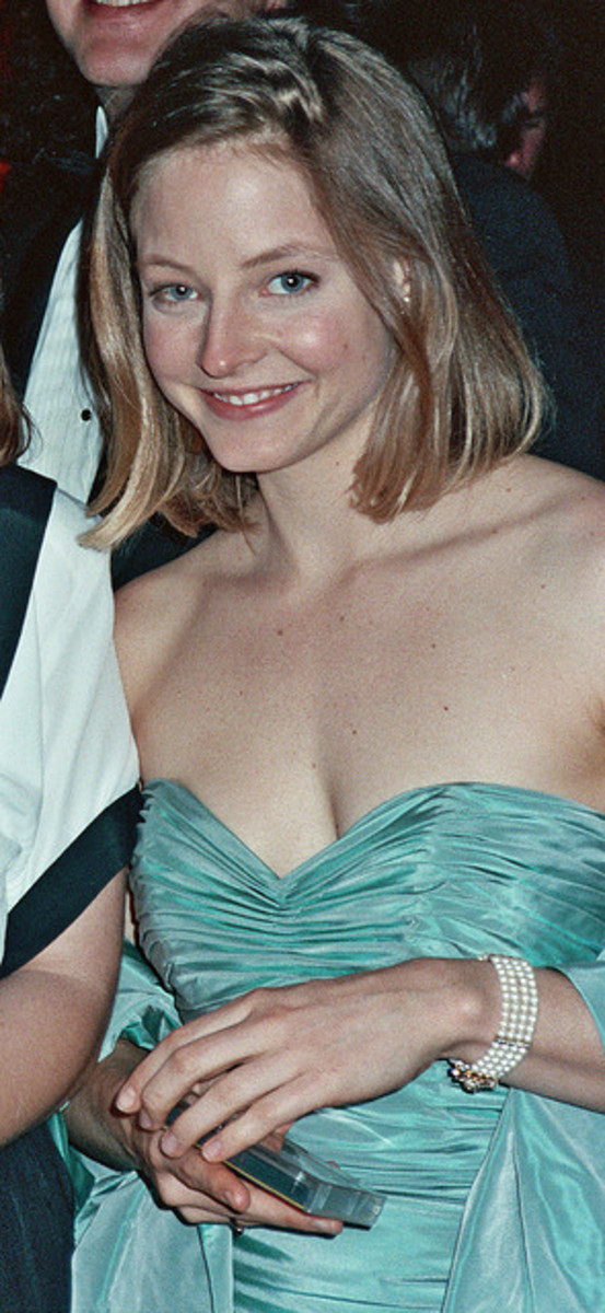 Jodie Foster at the 61st Academy Awards in 1989.