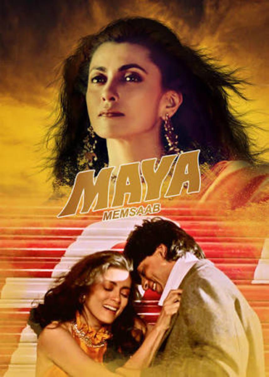 Deepa Sahi as Maya Memsaab