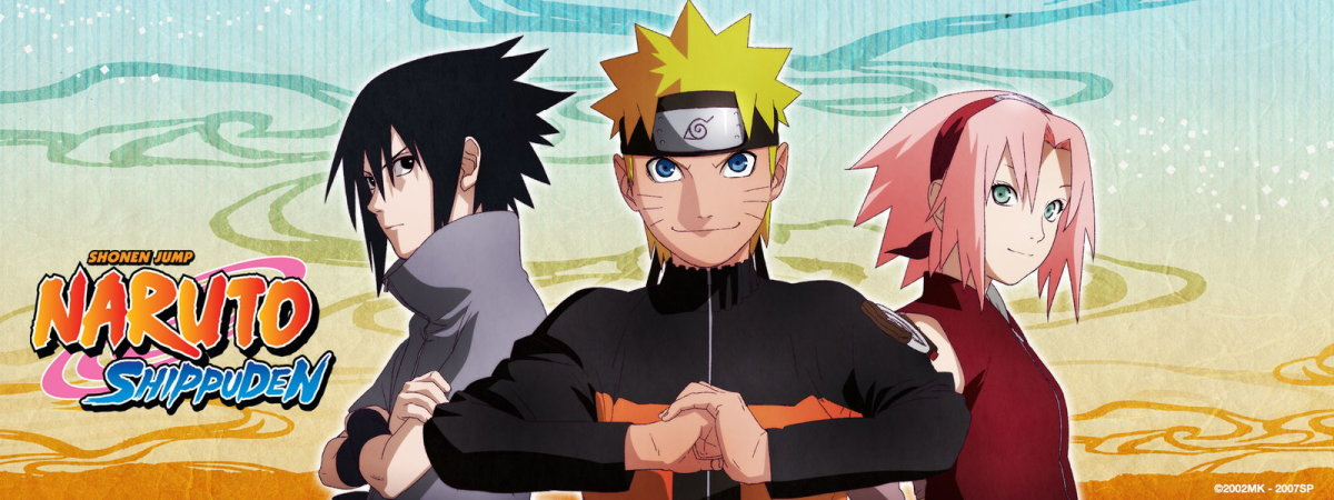 "In ""Naruto Shippuden,"" your favorite character's are all grown up."