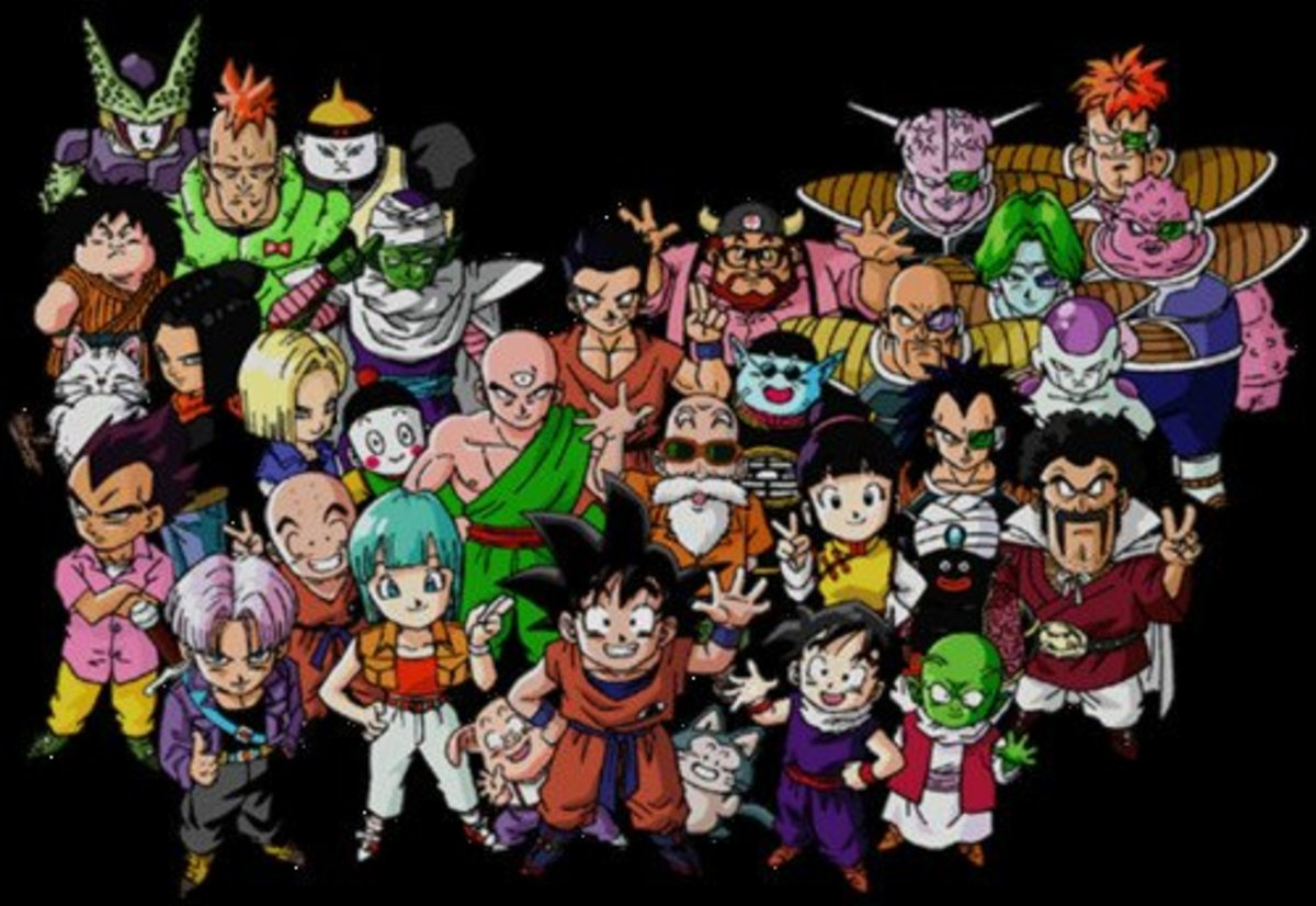 "Pretty much all of the ""Dragon Ball"" spin-off series are binge-worthy."