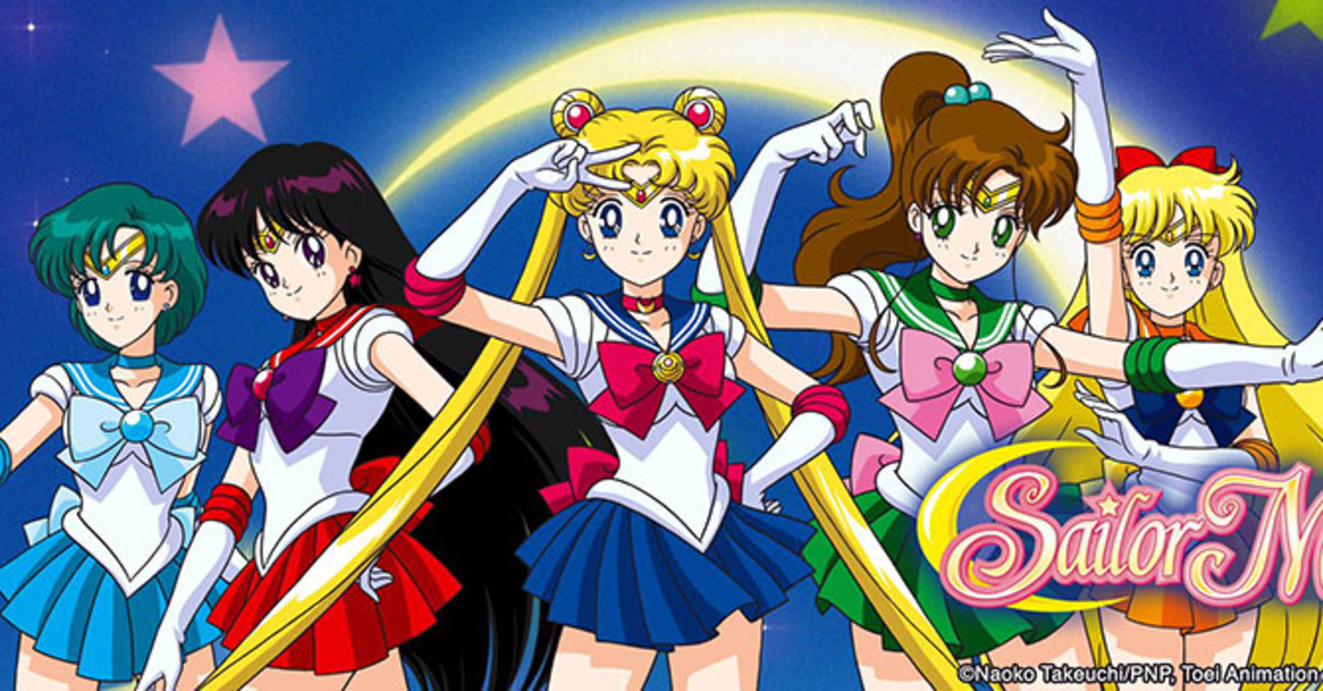 """Sailor Moon"" is the epitome of the ""Girl Power"" anime genre."