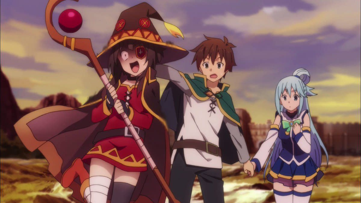 KonoSuba: God's Blessing on this Wonderful World! (Season 2)