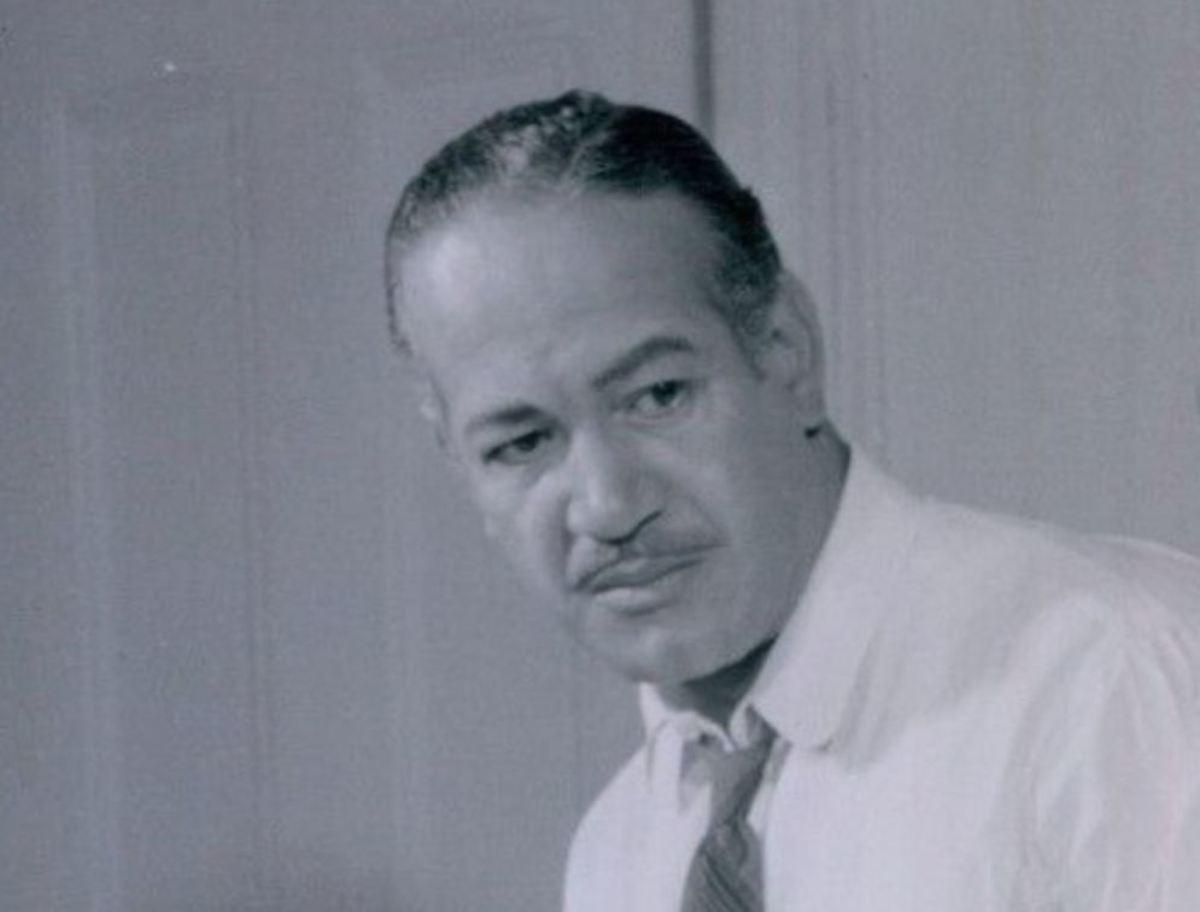 Frank Silvera