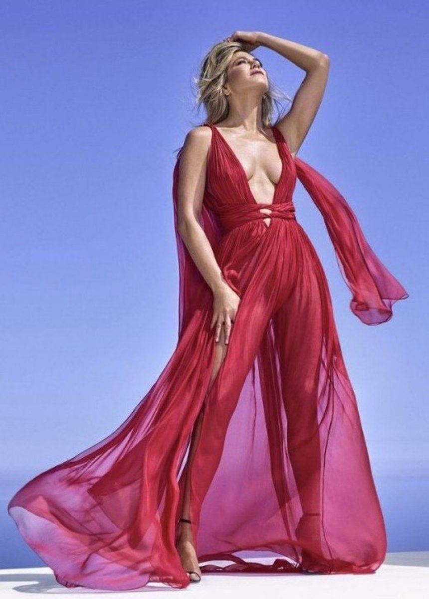 Jennifer Aniston style icon