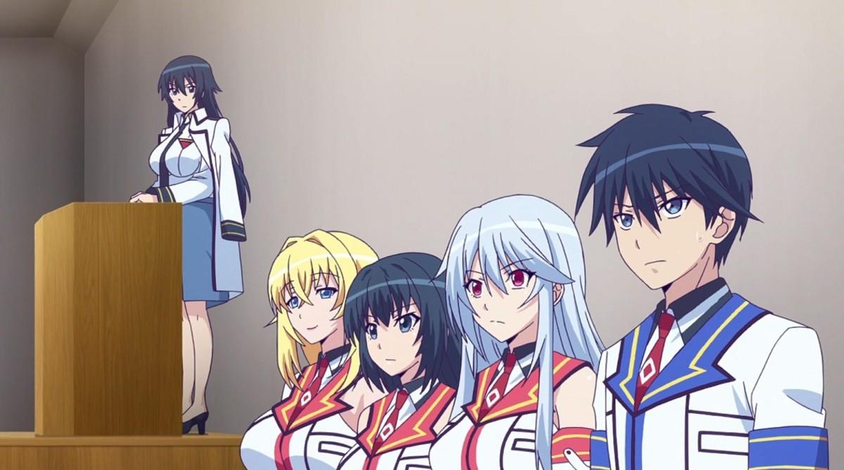 Masou Gakuen HxH (Hybrid x Heart Magias Academy Ataraxia)