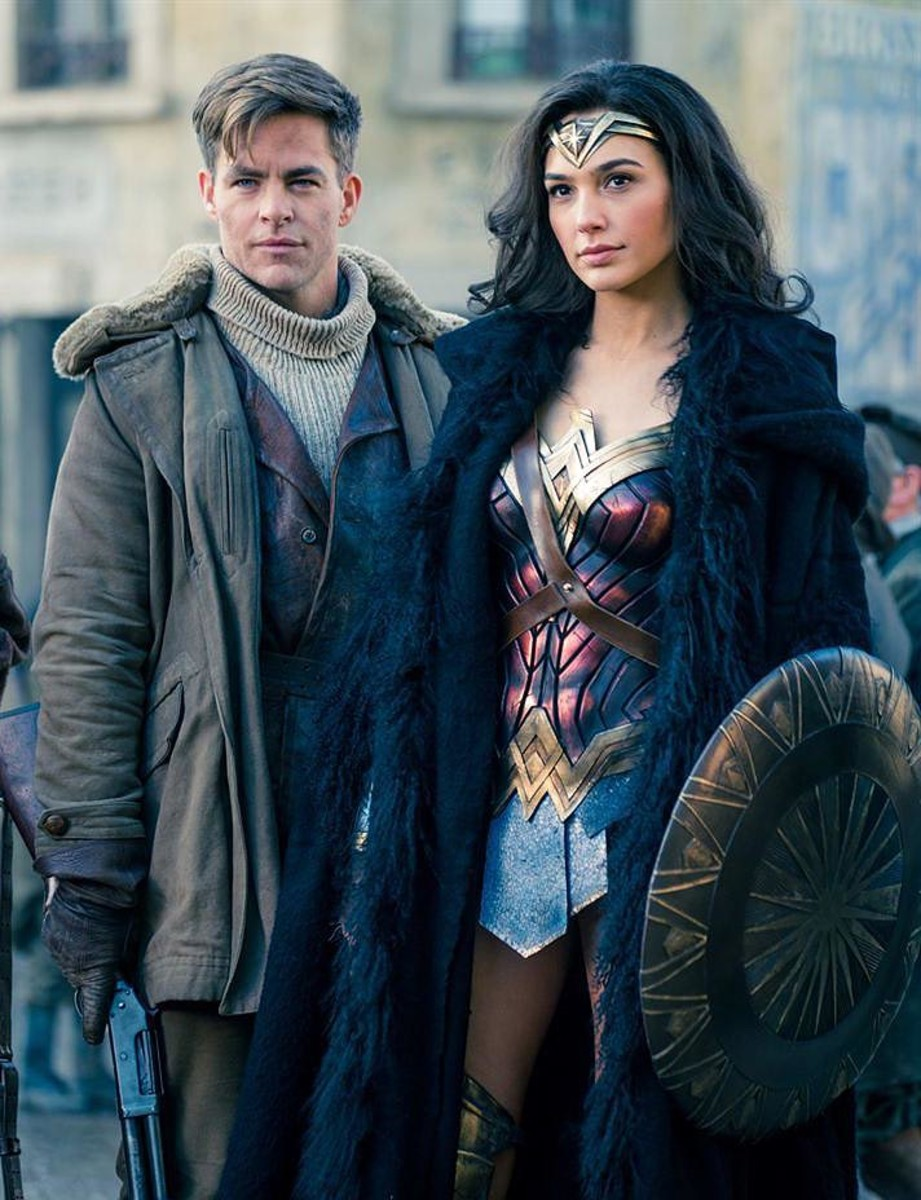 Will Wonder Woman's (2017) box office gross change the course of Pine's in this contest? We await the results.