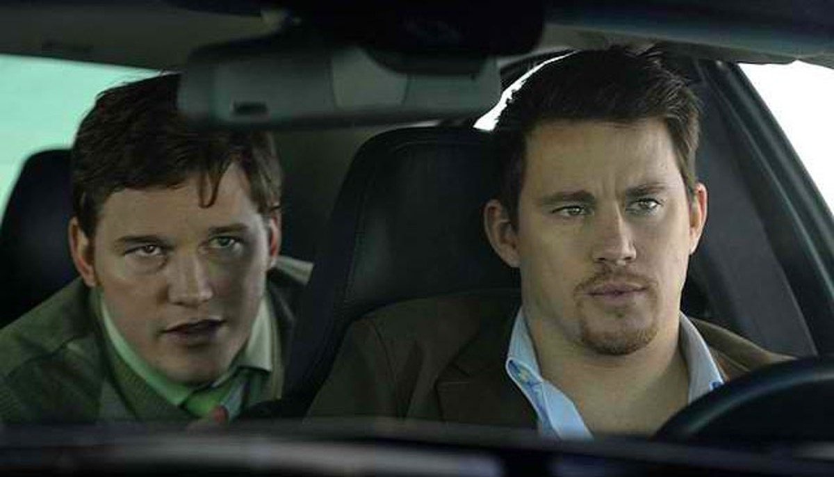 IN 10 Years (2011), Pratt plays one of Channing Tatum's married friends. The movie is 10 years worth of bombs.
