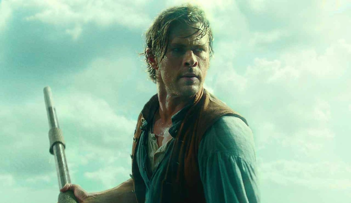 In In the Heart of the Sea (2015), Hemsworth channeled a little Matthew McConaughey by losing 33 lbs for the movie.