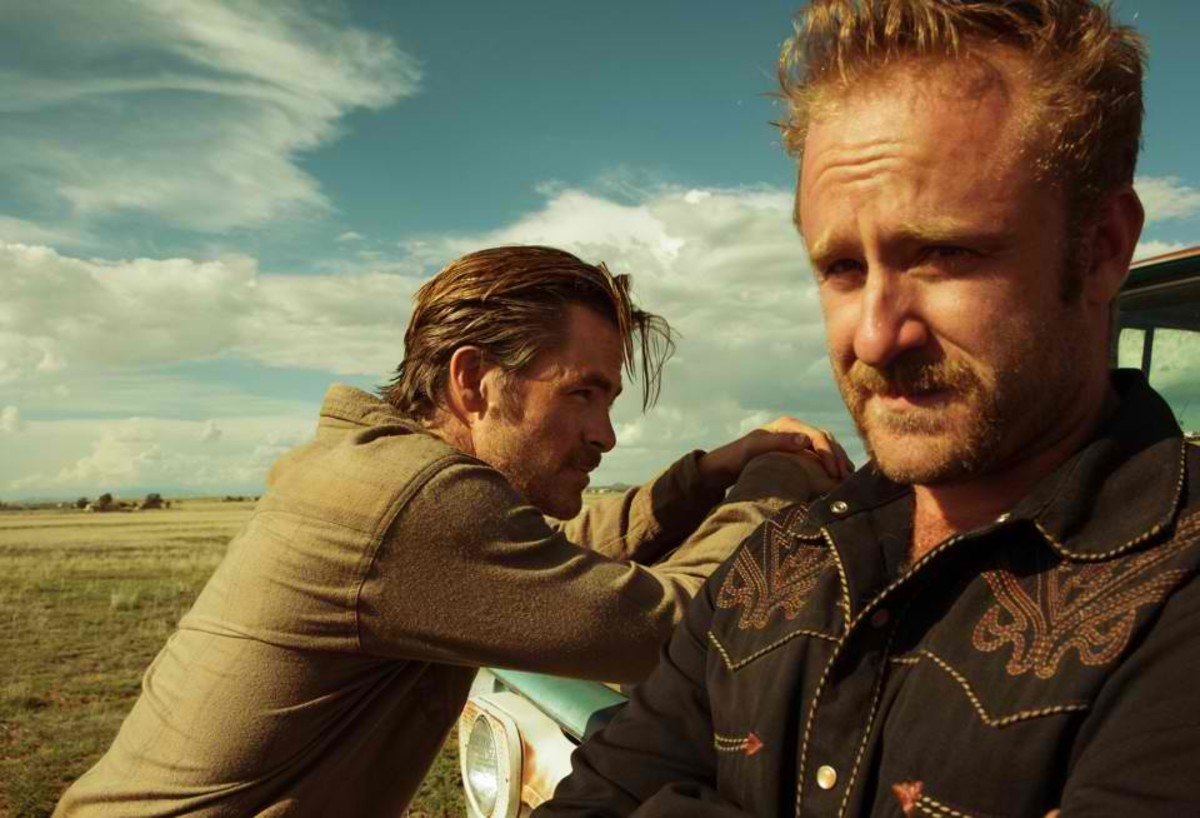 Pine and Ben Foster's formidable duo in Hell or High Water make it one of the best modern Western/crime caper since Mallck's Badlands (1973).