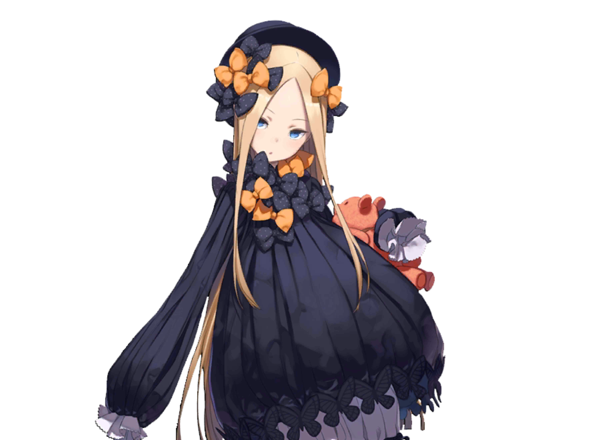 Foreigner in Fate/Grand Order