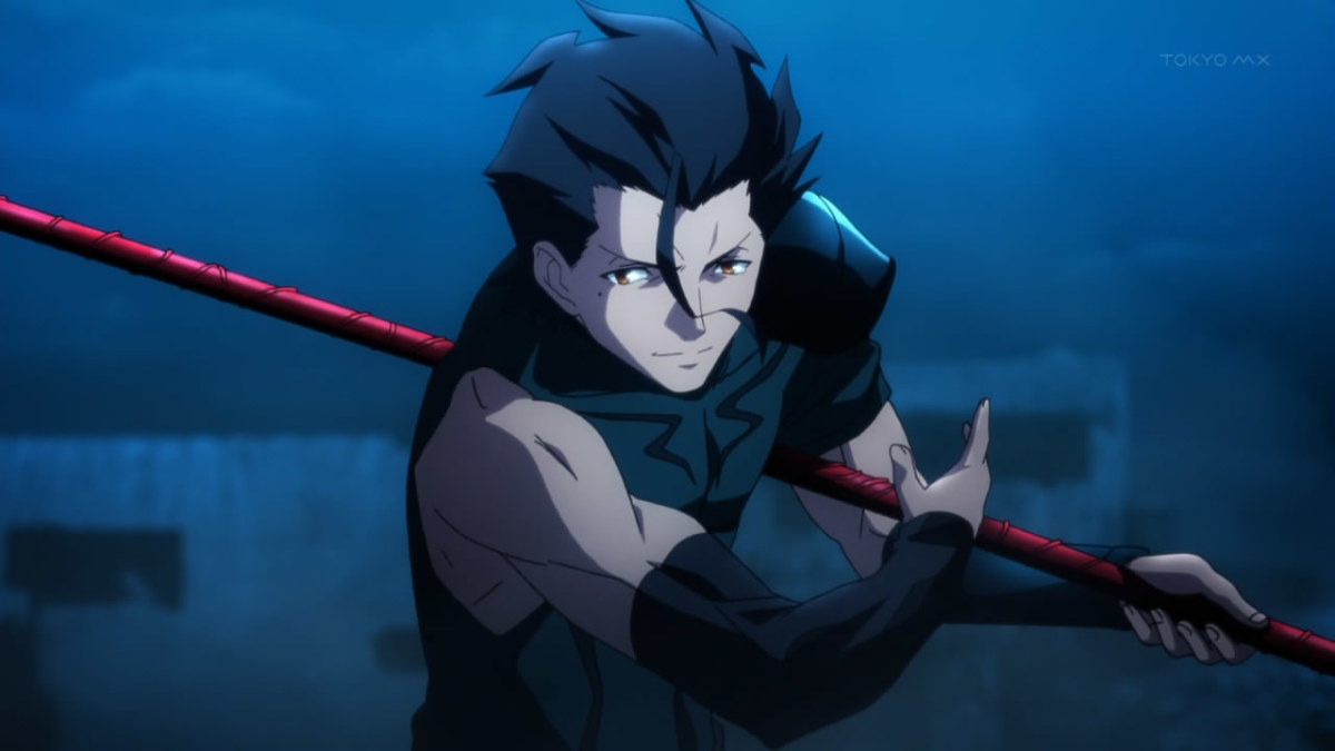 Lancer in Fate/Zero