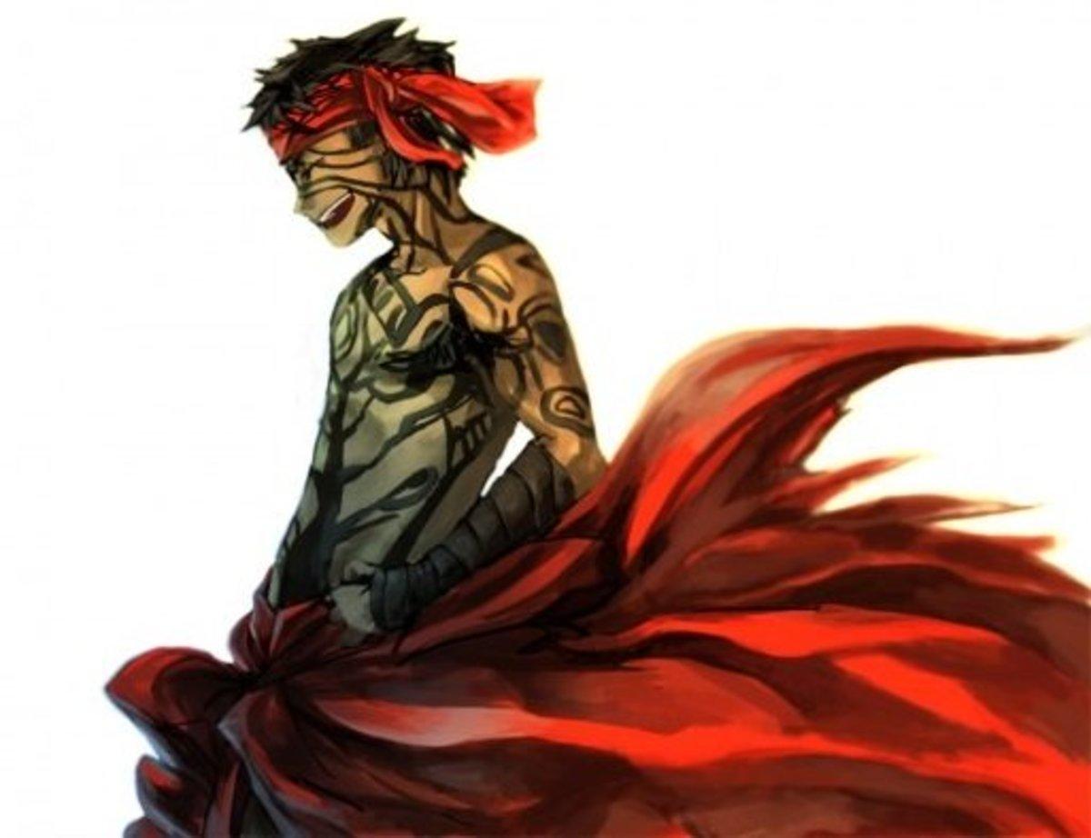 Avenger in Fate/hollow ataraxia
