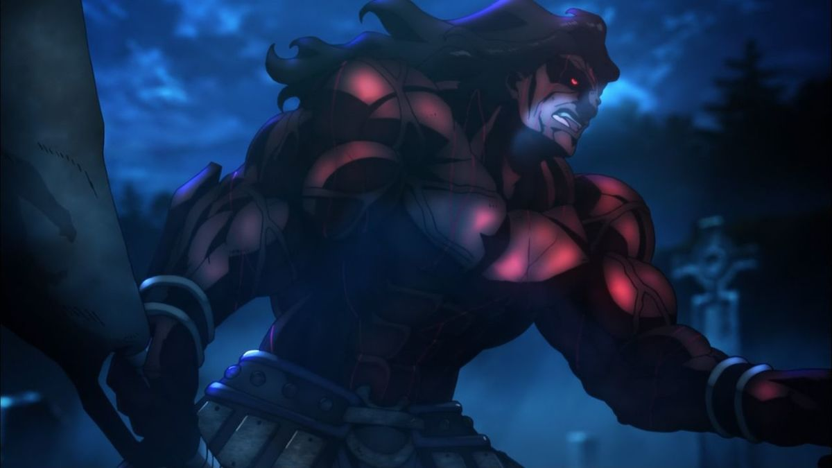 Berserker in Fate/stay night