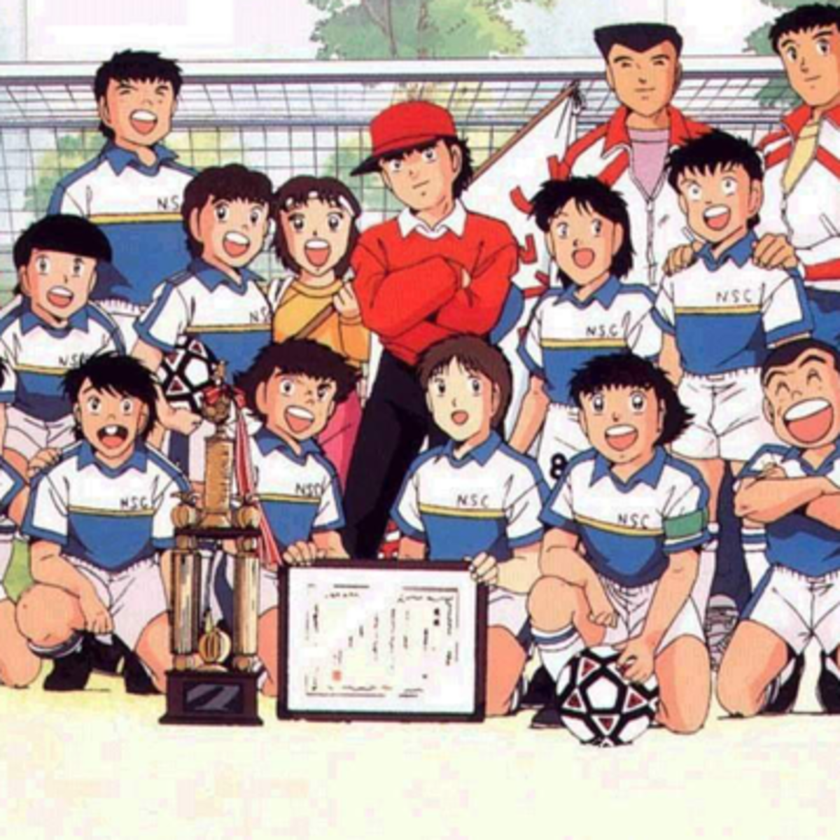 The Japanese Youth Soccer Team