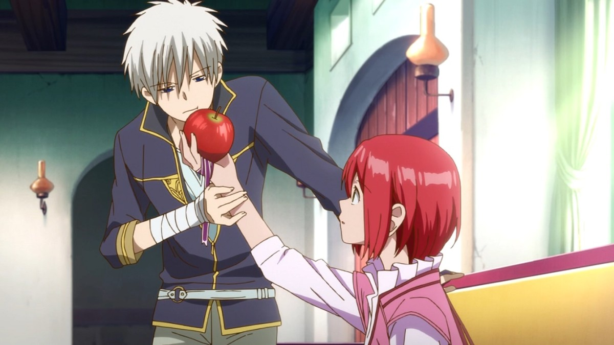 Akagami no Shirayuki-hime (Snow White with the Red Hair)