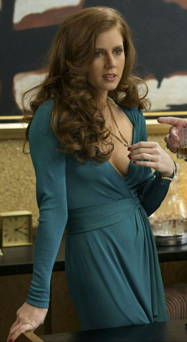 Amy Adams in 'American Hustle'