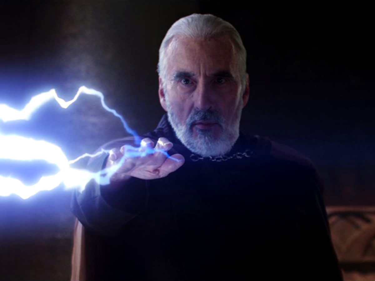 Darth Tyranus/ Count Dooku