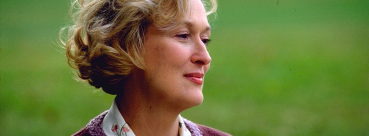 "Meryl Streep in ""One True Thing"""