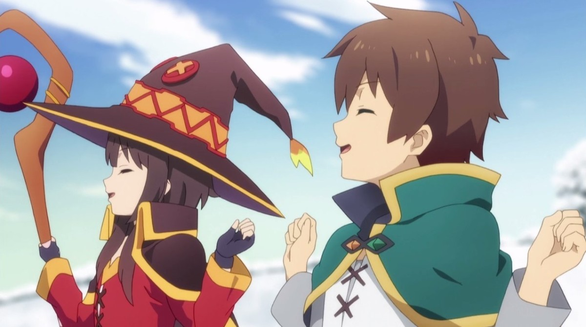 KonoSuba: God's Blessing on this Wonderful World