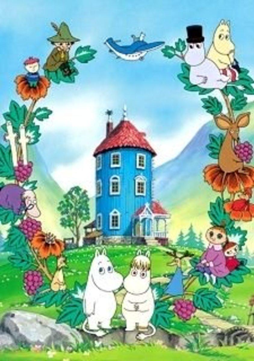 Tanoshii Moomin Ikka