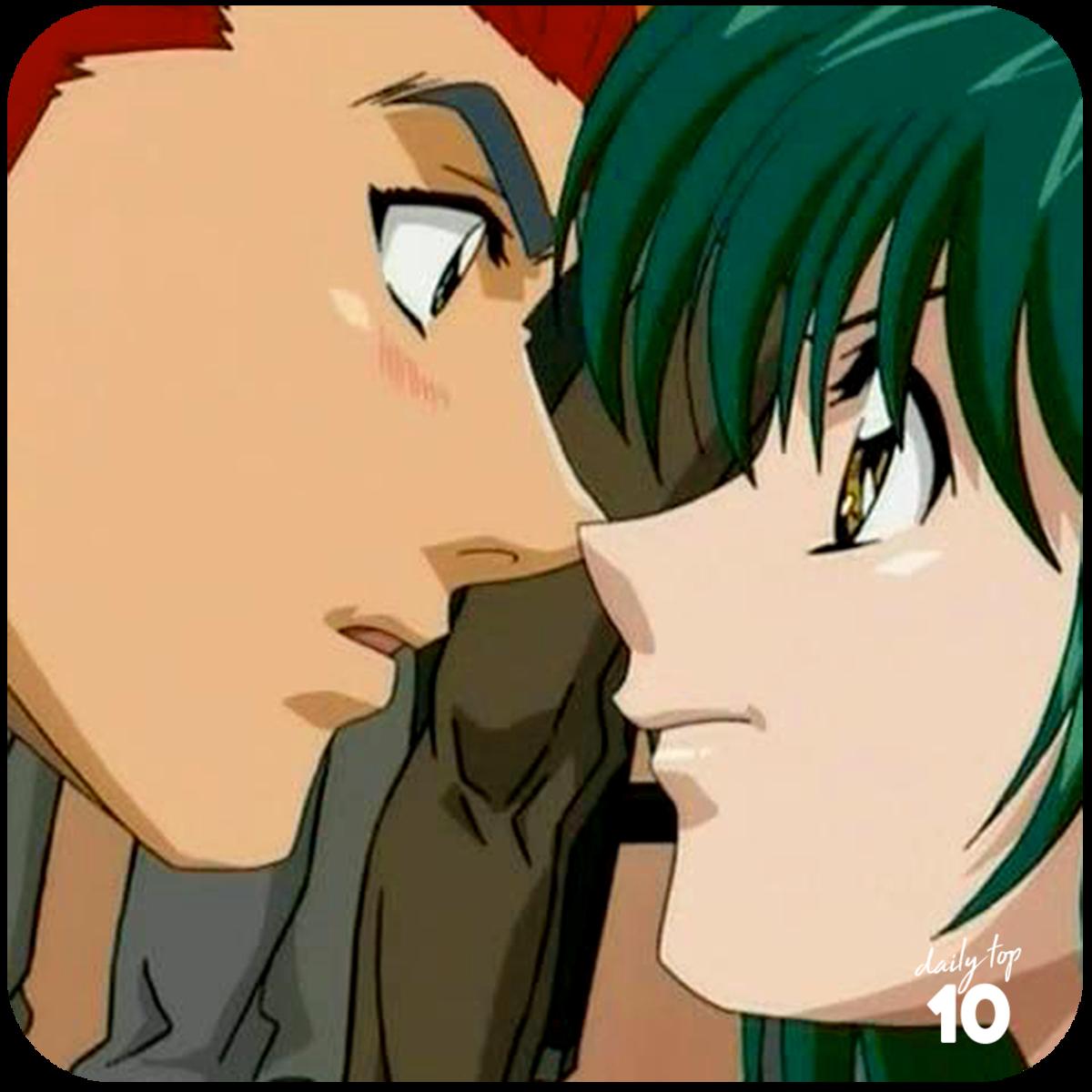 Kanou and Miki arguing