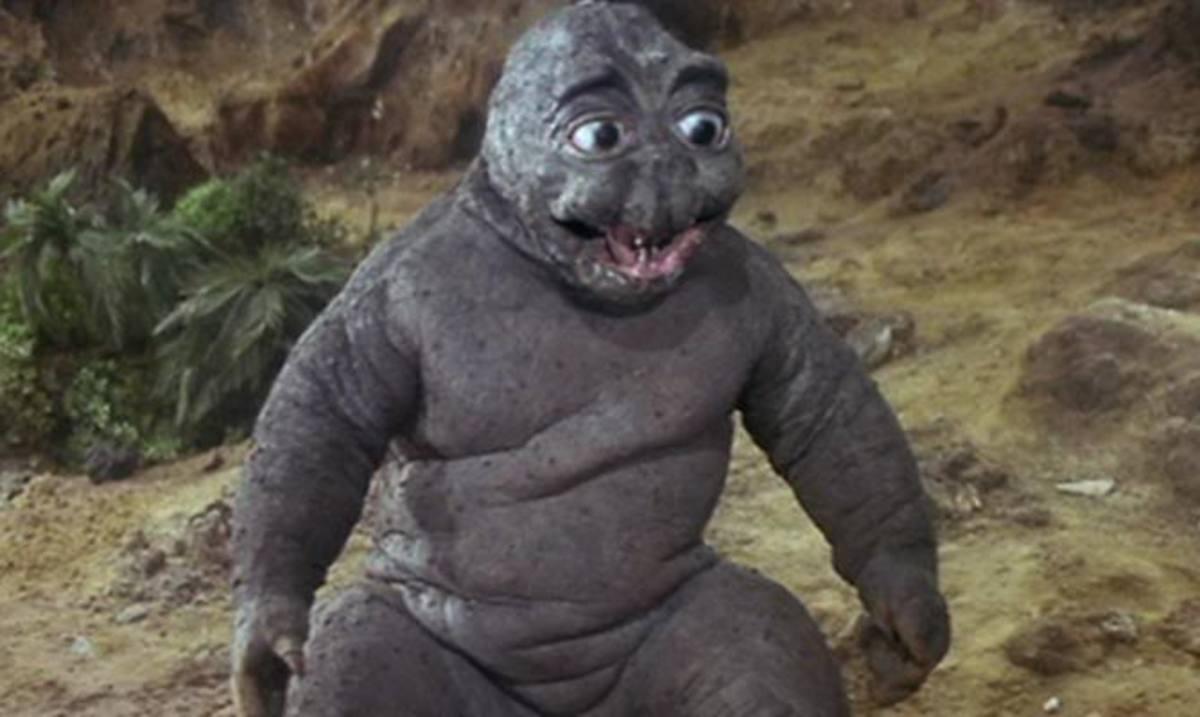 Godzilla's son Minilla