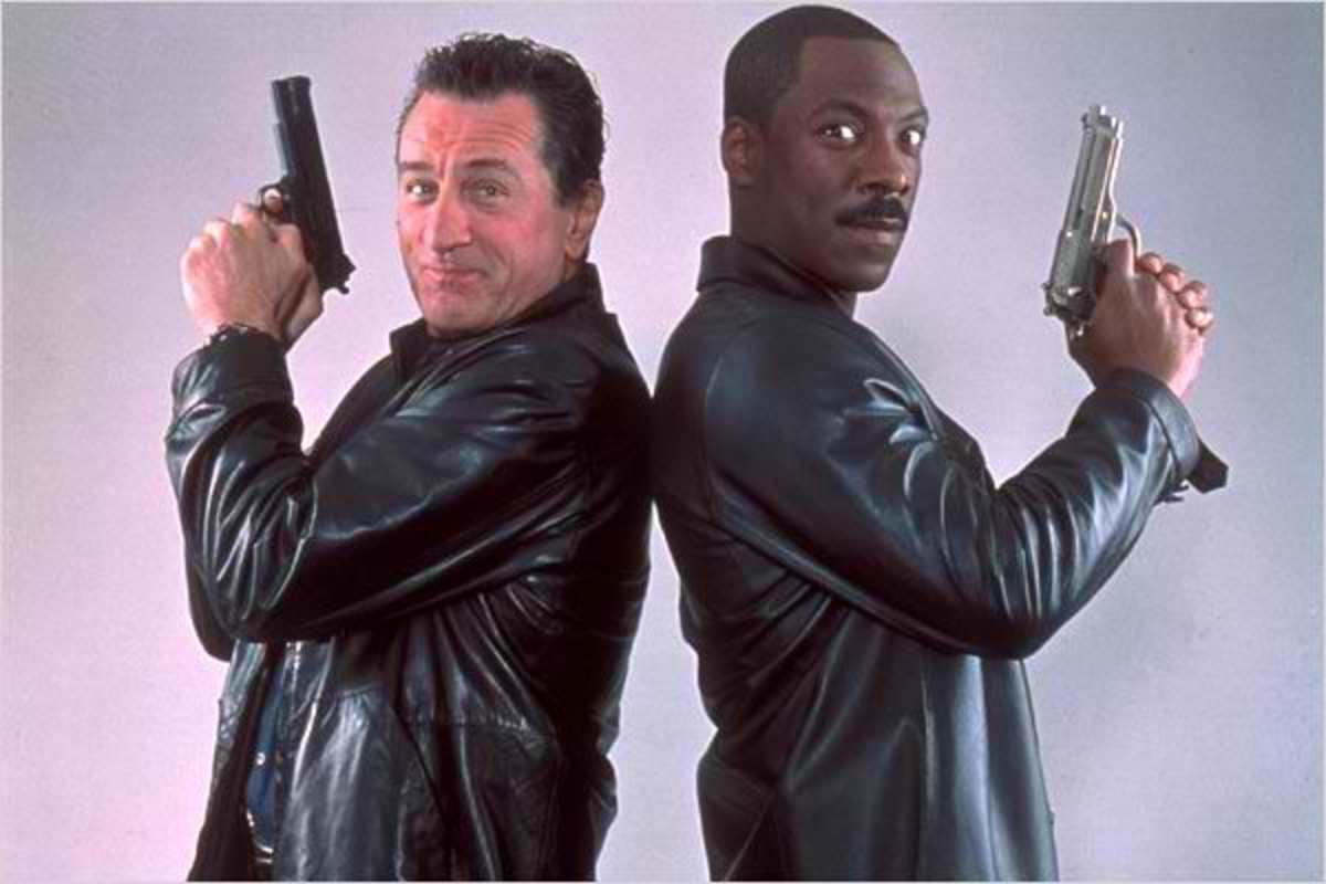 DeNiro and Murphy's Showtime (2002) pairing was a misfire.