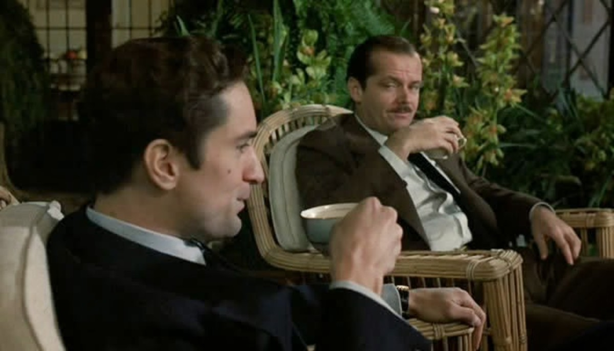 Jack and Bobby starred together in The Last Tycoon (1976).