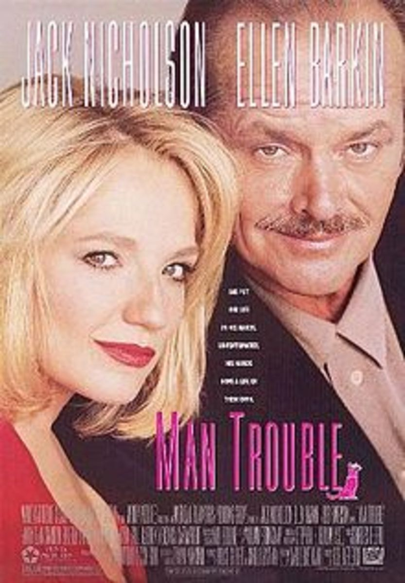 Trouble man single