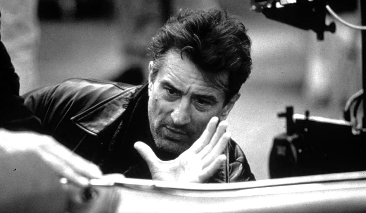 DeNiro directing A BronX Tale (1993).