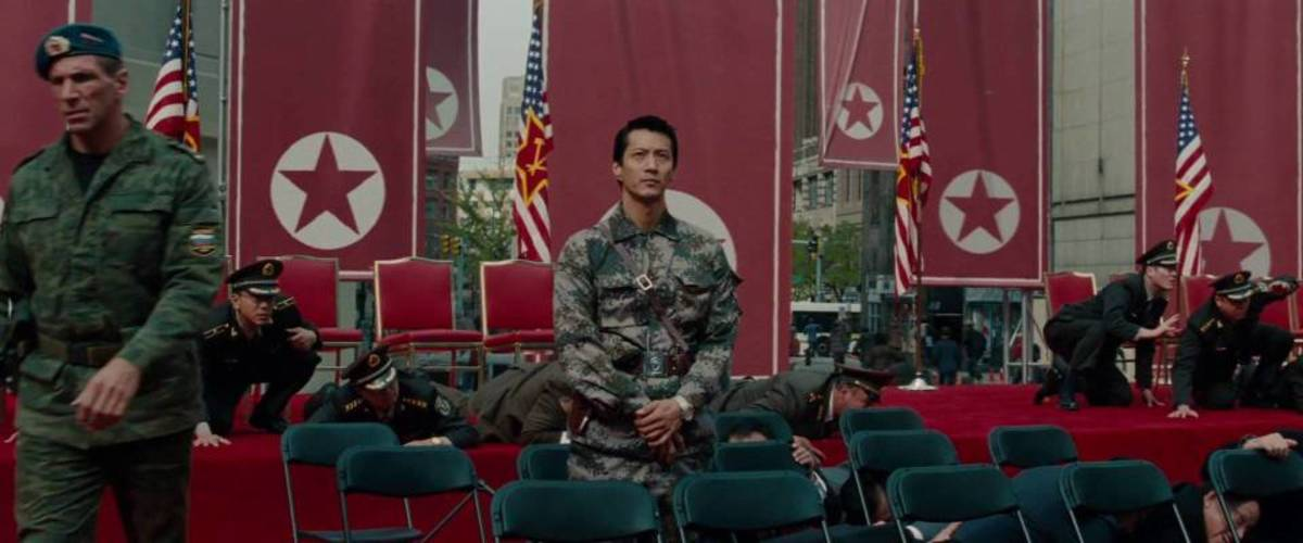 Captain Cho (Will Yun Lee)