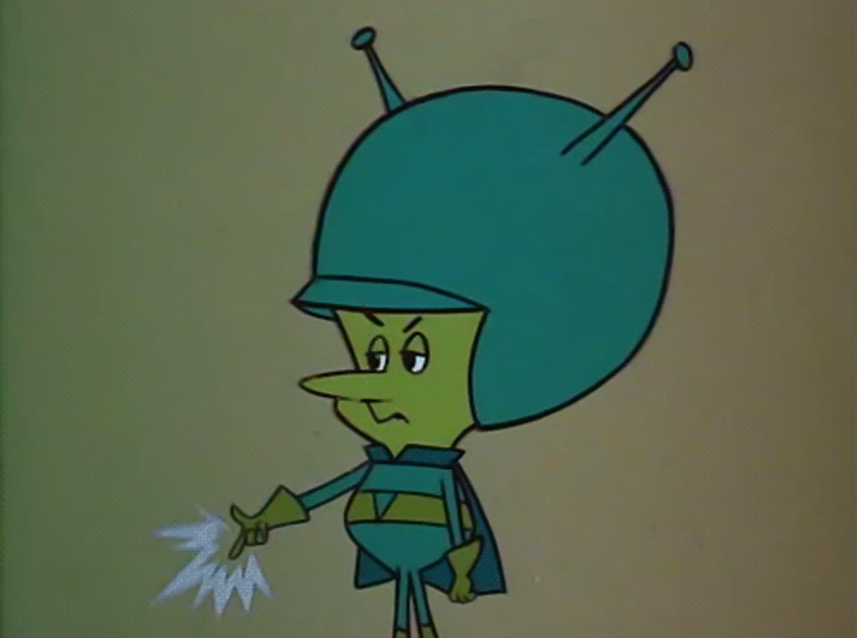 The Great Gazoo was added to the show in its final season, dividing many viewers on if the show had run out of ideas.