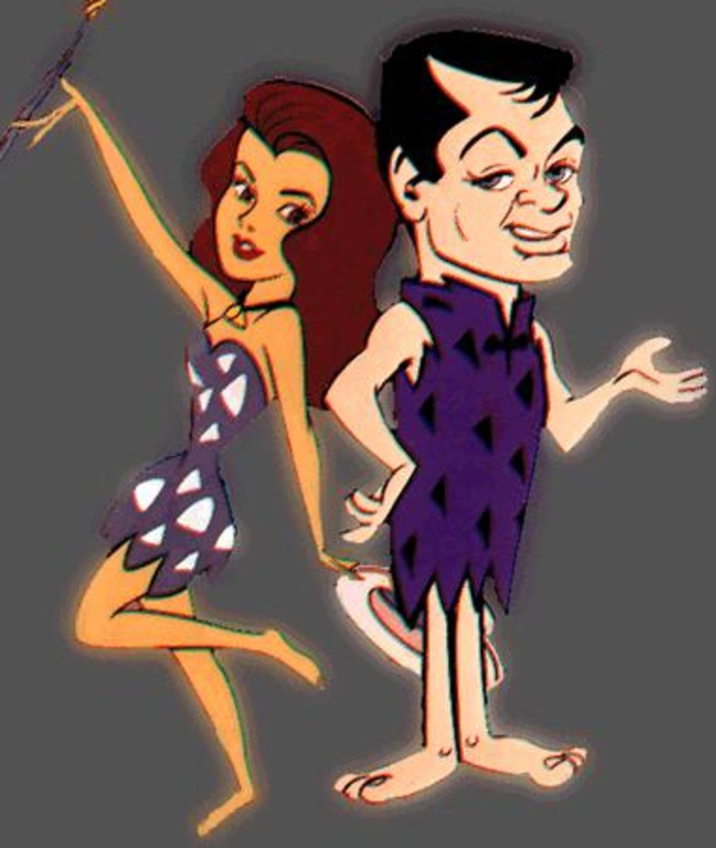 The Flintstones had such guest stars as Ann-Margret and Tony Curtis