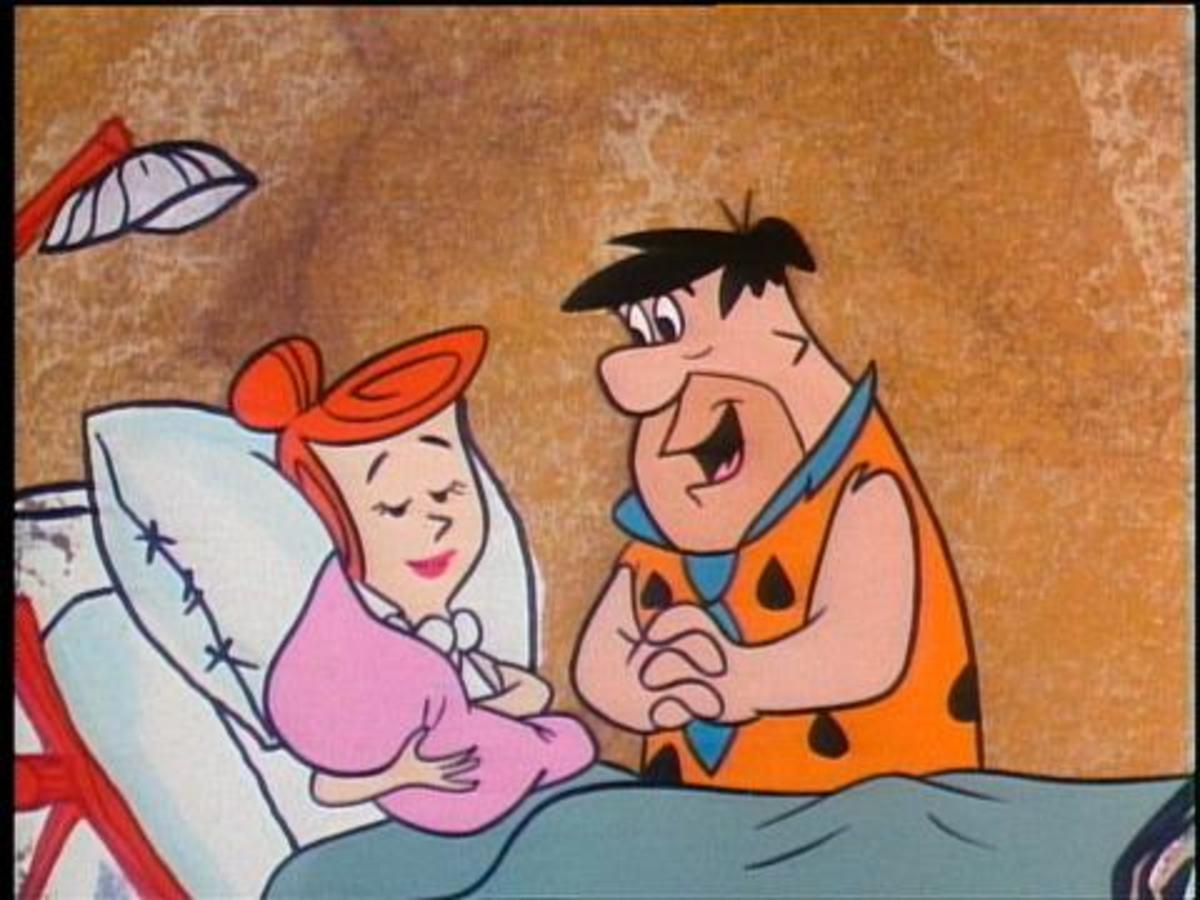 The lead-up to the birth of Pebbles was both a rare instance of pregnancy in a cartoon, as well as one of the first story arcs in animation to last over multiple standalone installments.