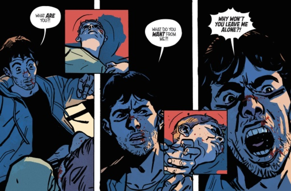 If exorcisms are your jam, then perhaps you should start watching Outcast - season 1 and 2, based on a comic book with the same name.