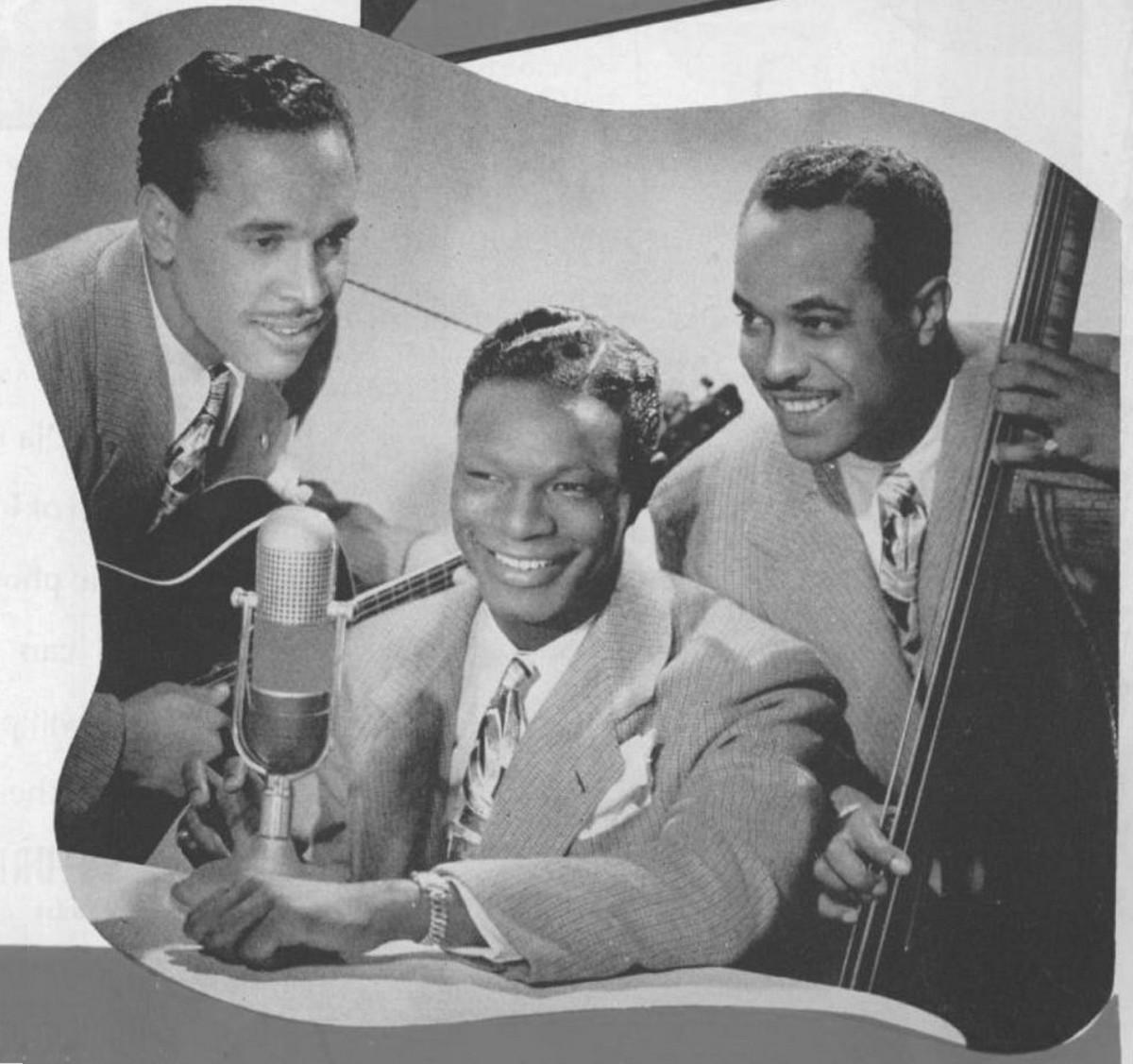 The King Cole Trio in 1944